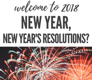 New Year's Resolutions Pinterest