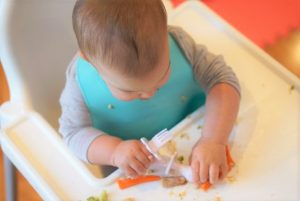 Kids' Cutlery: when should you give your baby a fork?
