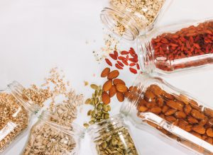 Getting enough iron from nuts and seeds